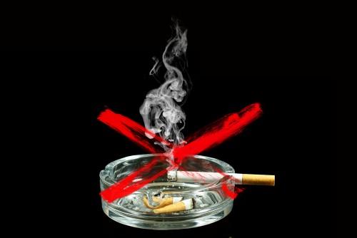 Zákaz kouření/ilustrační foto