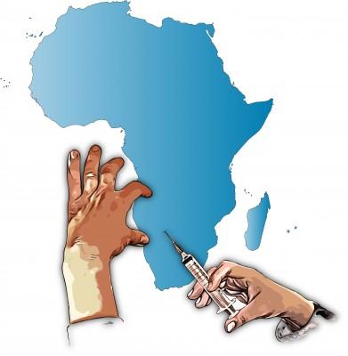 Vakcíny pro Afriku/ilustrační foto