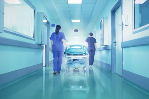 Nemocnice/ilustrační foto