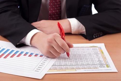Finanční přehled/ilustrační foto