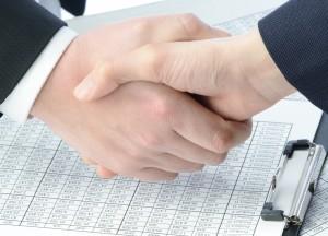 Dohoda/ilustrační foto