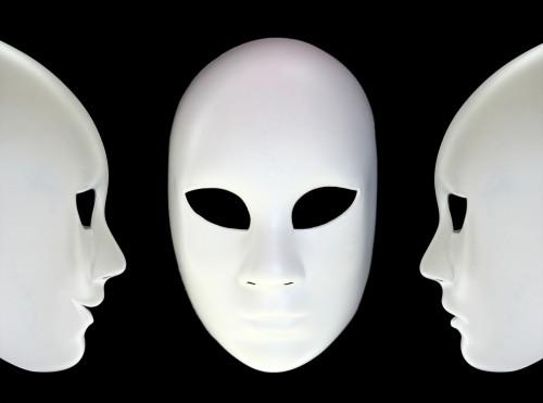 Masky/ilustrační foto