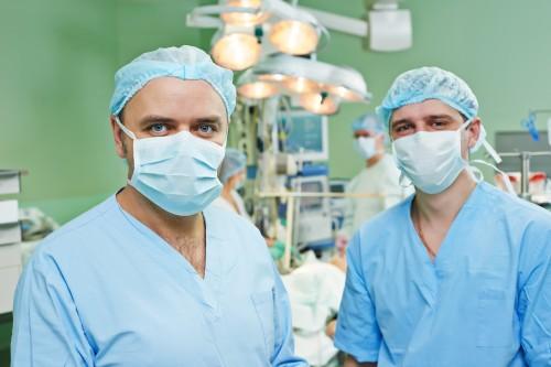 Spokojení doktoři/ilustrační foto