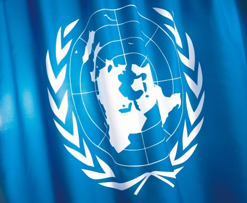 Vlajka OSN/ilustrační foto