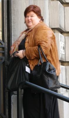 Maggie De Block – belgická ministryně zdravotnictví. Zdroj: Wikipedia.org, autor Tim Lambrechts (Quasium)