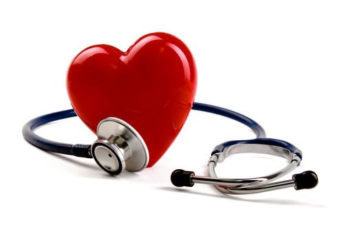 Zdravé srdce/ilustrační foto