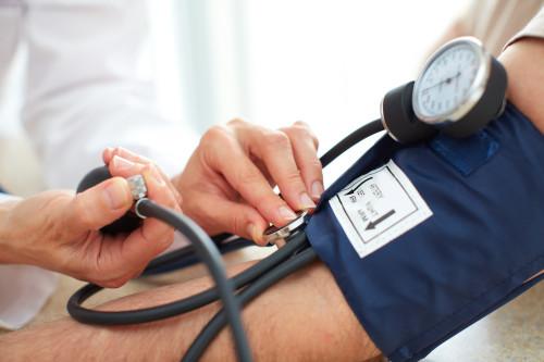 Měření krevního tlaku/ilustrační foto