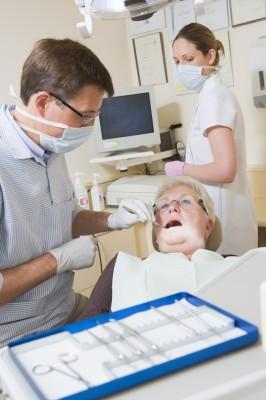 Zubní prohlídka/ilustrační foto