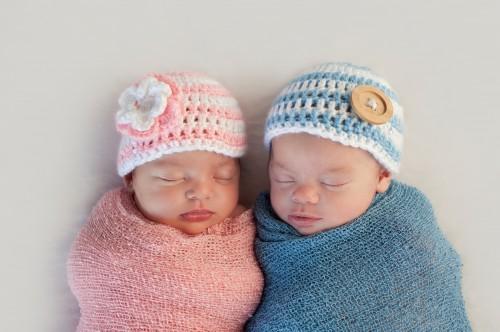 Novorozenci/ilustrační foto