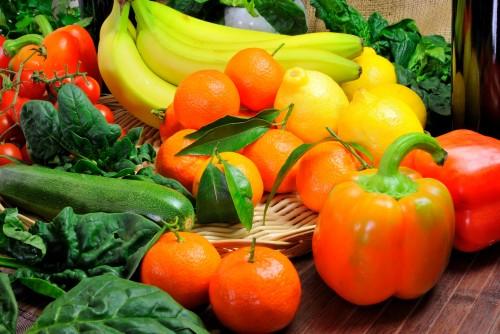 Ovoce a zelenina/ilustrační foto
