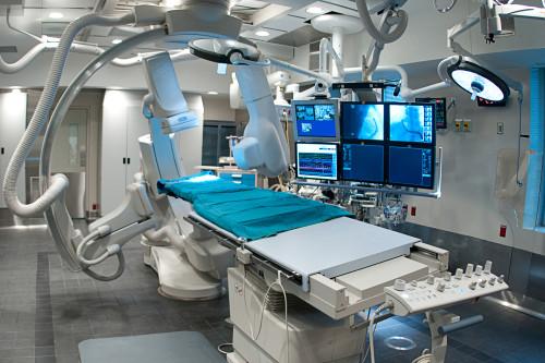 Operační sál/ilustrační foto