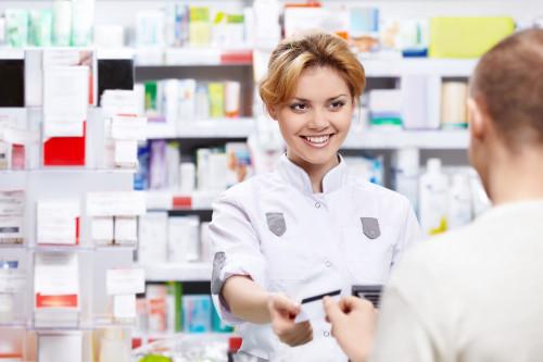Lékárna/ilustrační foto