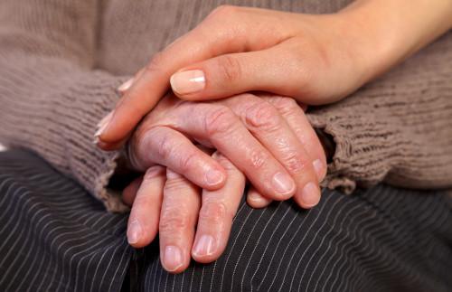 Pomocná ruka/ilustrační foto