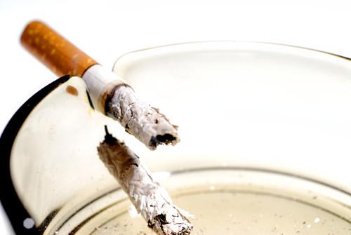Boj proti kouření/ilustrační foto