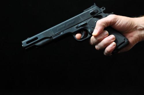 Zbraň/ilustrační foto
