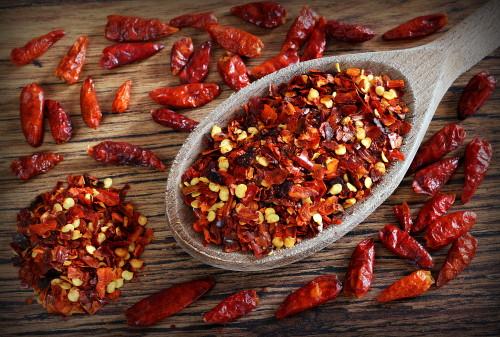 Palivé papričky/ilustrační foto