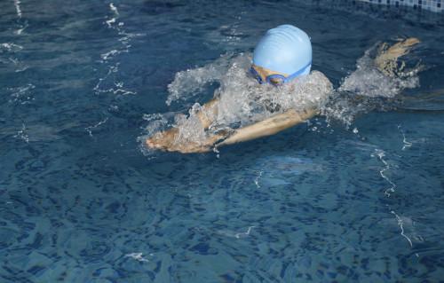 Plavání/ilustrační foto