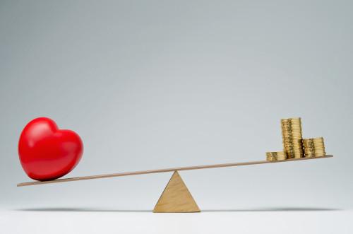 Zdravotnictví  a peníze/ilustrační foto