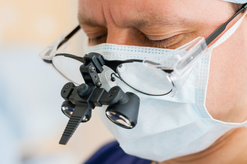 Operace očí/ilustrační foto