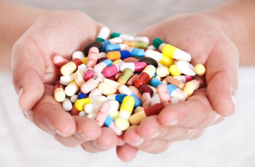 Léky/ilustrační foto