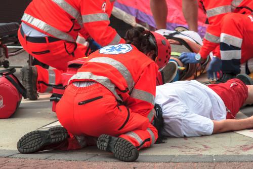 Záchranná služba/ilustrační foto