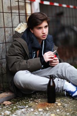 Mladí a alkohol/ilustrační foto