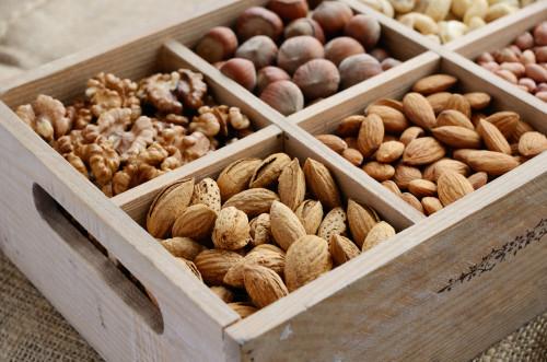 Ořechy/ilustrační foto