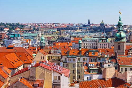 Praha/ilustrační foto