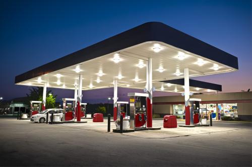 Benzinová pumpa/ilustrační foto