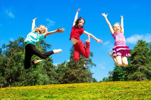 Děti/ilustrační foto