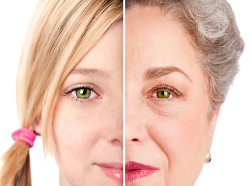 Stárnutí/ilustrační foto