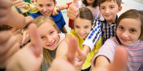 Školáci/ilustrační foto