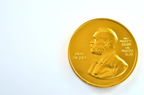 Nobelova cena/ilustrační foto