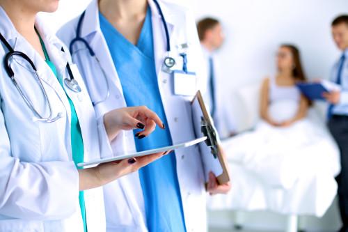 Lékaři/ilustrační foto