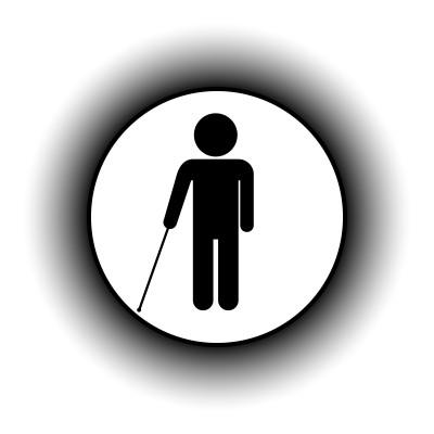 Slepota/ilustrační foto