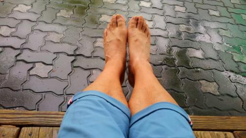 Nohy/ilustrační foto