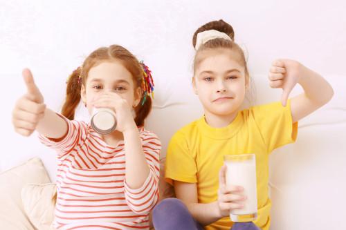 Mléko/ilustrační foto