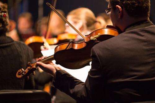 Filharmonie/ilustrační foto