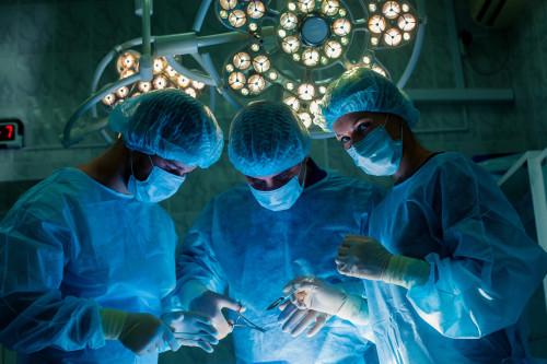 Operace/ilustrační foto