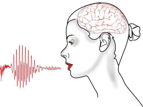 Poruchy řeči/ilustrační foto