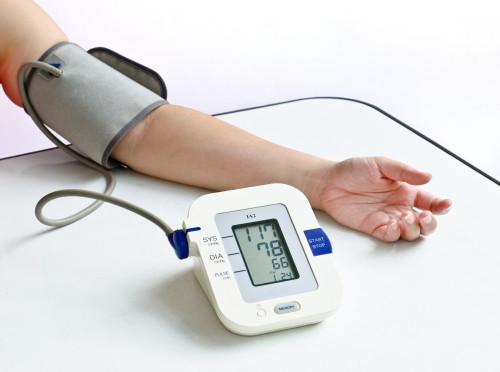 Měření tlaku/ilustrační foto