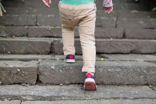Dětské kroky/ilustrační foto