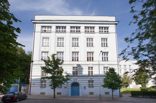 Budova USLT