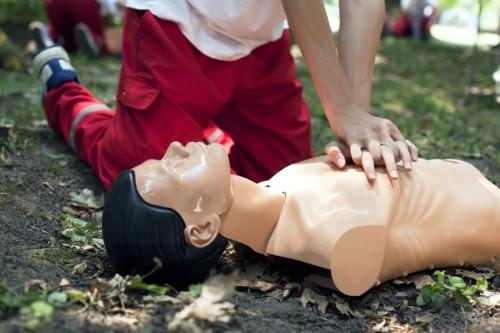Masáž srdce/ilustrasční foto