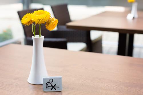 Nekuřácká restaurace/ilustrační foto