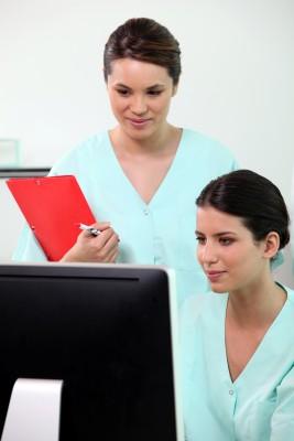 Zdravotní sestry/ilustrační foto