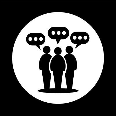 Diskuze/ilustrační obrázek