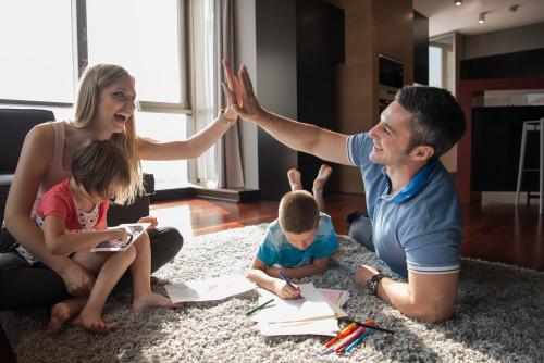 Rodina/ilustrační foto