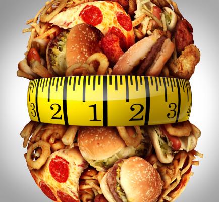 Obezita/ilustrační foto