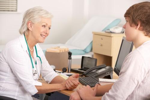 Praktický lékař/ilustrační foto